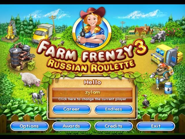 دانلود بازی Farm Frenzy 3 Russian Roulette برای کامپیوتر