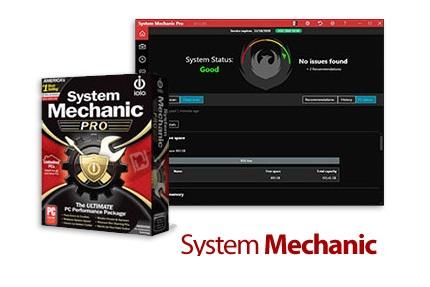 دانلود System Mechanic Pro v18.5.1.208 - نرم افزار سرويس كامل سيستم شما