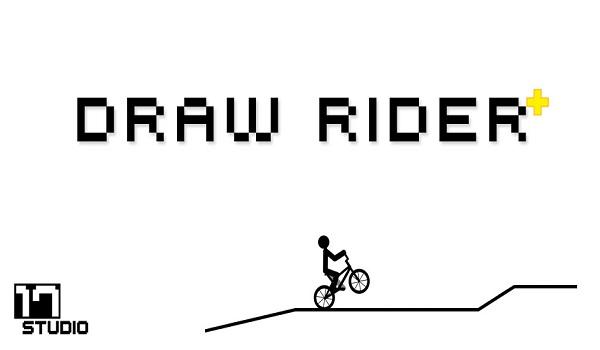دانلود Draw Rider Plus 7.3 - بازی دوچرخه سواری فوق العاده اندروید