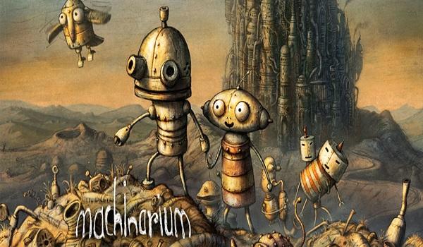 دانلود Machinarium 2.5.3 - بازی فکری و معمایی