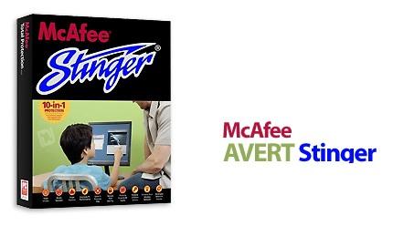 دانلود McAfee Labs Stinger v12.1.0.3001 x86/x64 - نرم افزار شناسایی و پاک سازی ویروس ها و کرم ها