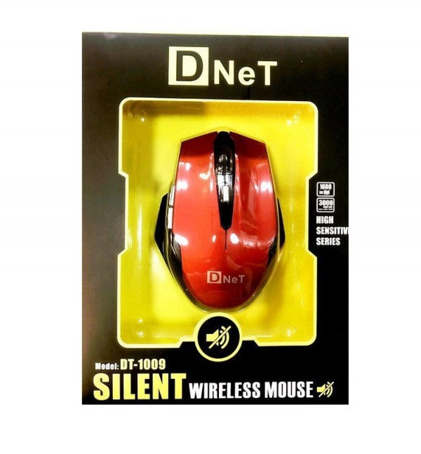 d-net dt-1009 wireless silent mouse [object object] D-Net DT-1009 Wireless Silent Mouse D Net DT 1009 Wireless Silent Mouse