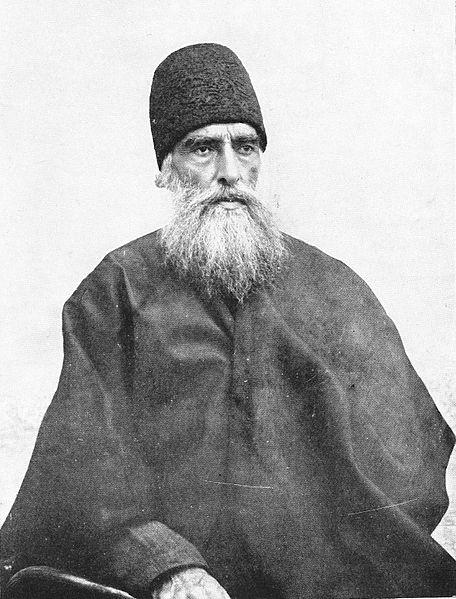تصویری از نایب السلطنه احمدشاه قاجار عضدالملک