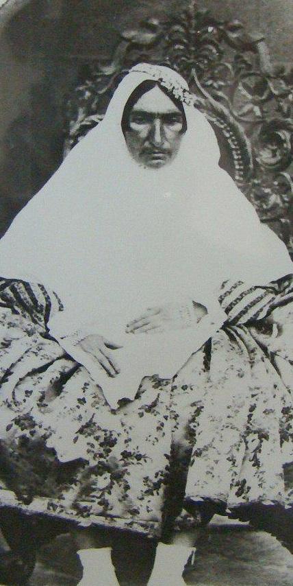 بیگم خانم شاهزاده قاجاری
