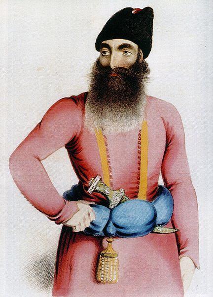 عباس میرزا شاهزاده قاجار