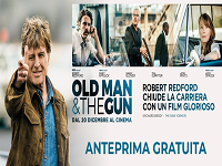 دانلود فیلم پیرمرد و تفنگ - The Old Man & the Gun 2018