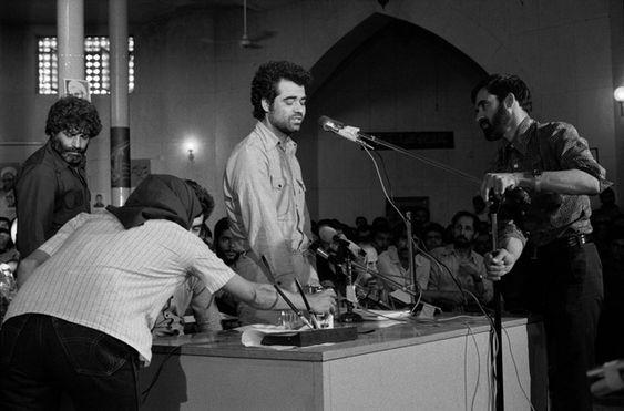 محاکمه بهرام نادری پور معروف به تهرانی از برجسته ترین بازجوهای ساواک در زمان پهلوی