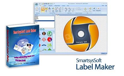 دانلود SmartsysSoft Label Maker v3.26 - نرم افزار طراحی برچسب