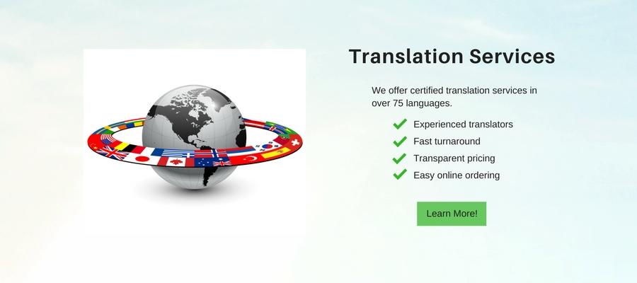 خدمات ترجمه - دفتر ترجمه آبادان