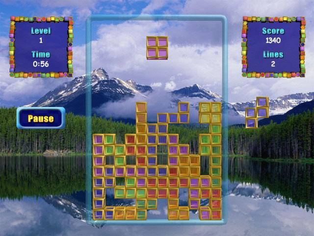 دانلود بازی کم حجم color cubes برای کامپیوتر