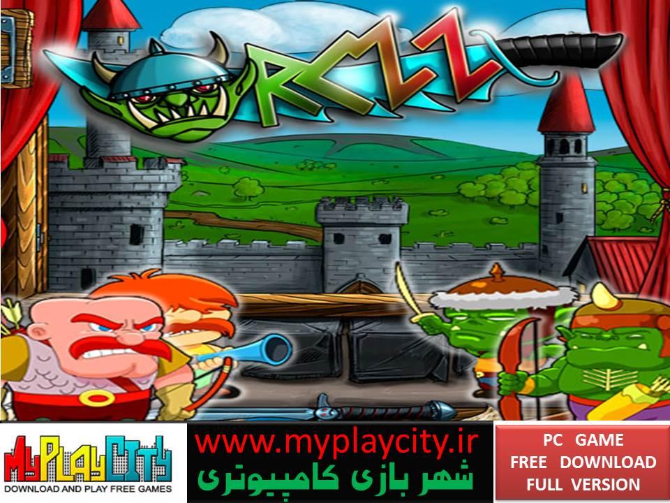 دانلود بازی Orczz برای کامپیوتر