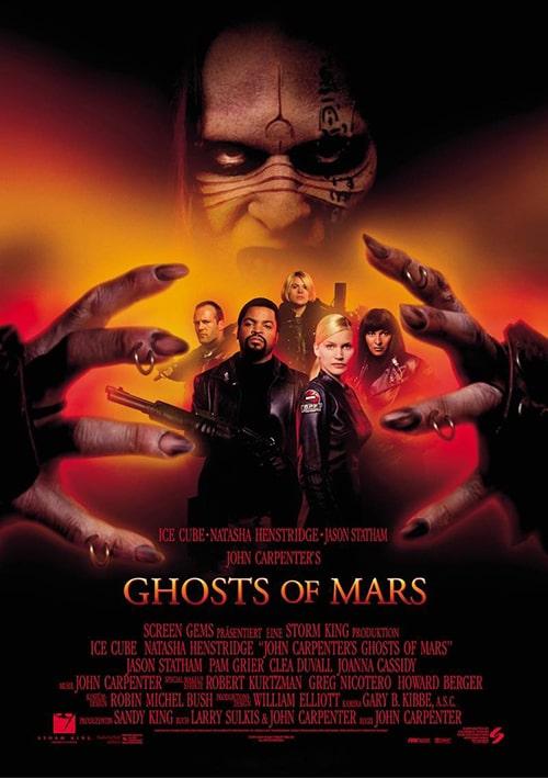 فیلم ارواح مریخی
