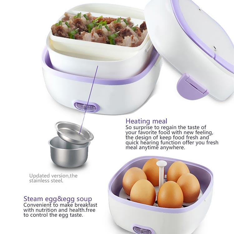 ظرف غذا برقی مدل multi function