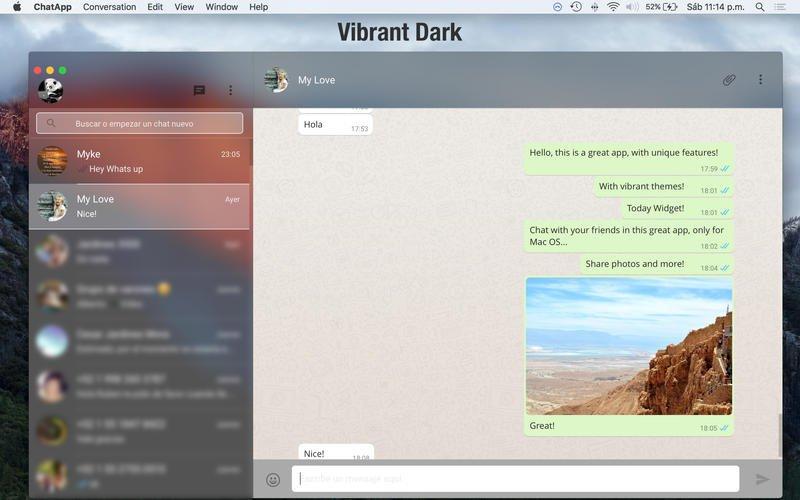 دانلود WhatsApp Mac واتس آپ سیستم عامل مک