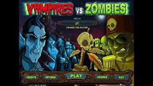 دانلود بازی Vampires vs Zombies برای کامپیوتر