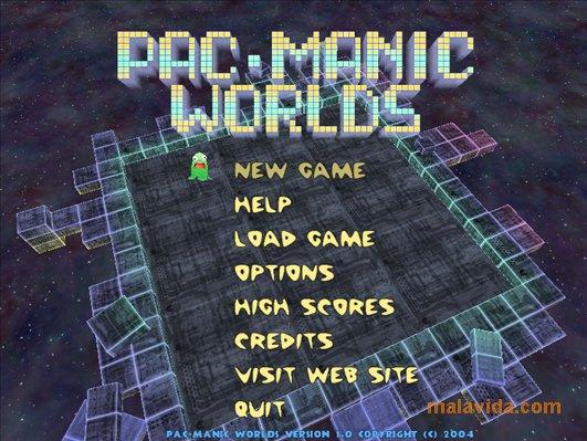 دانلود بازی Pac Manic Worlds برای کامپیوتر