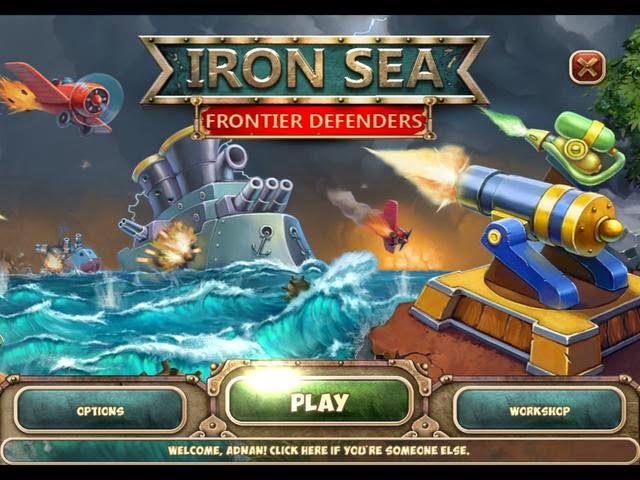 دانلود بازی Iron Sea Frontier Defenders برای کامپیوتر
