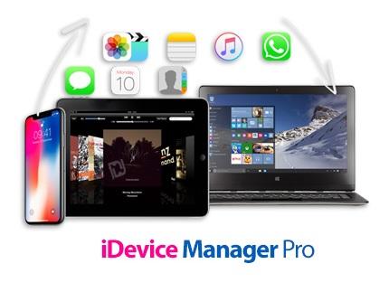 دانلود iDevice Manager Pro v8.5.0.0 - نرم افزار مدیریت گوشی های آیفون