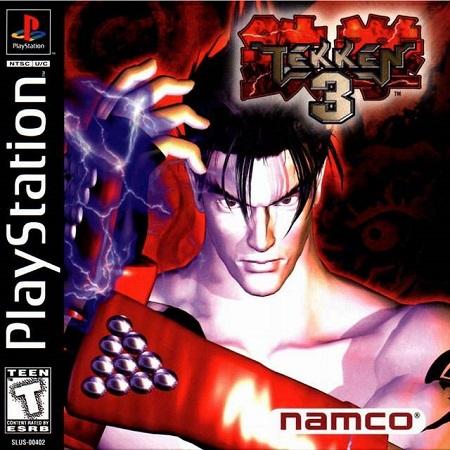 دانلود تمام آهنگ های بازی Tekken 3