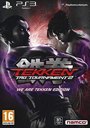 دانلود تمام آهنگ های بازی Tekken Tag Tournament 2