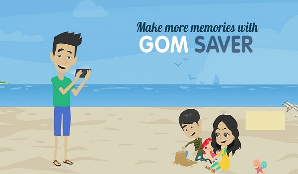 دانلود GOM Saver - Memory Storage Saver and Optimizer 1.2.0 - برنامه کم نظیر بهینه ساز حافظه اندروید