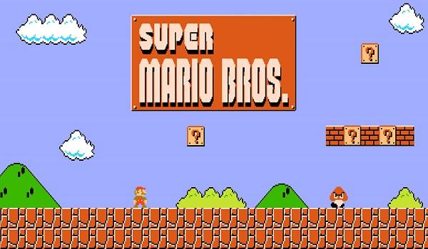 دانلود تمام آهنگ های بازی Super Mario Bros