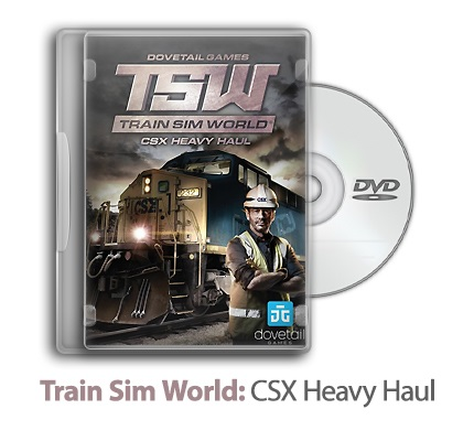 دانلود Train Sim World:CSX Heavy Haul - بازی شبیه سازی قطار: حمل و نقل