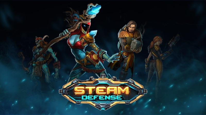 دانلود بازی Steam Defense برای کامپیوتر