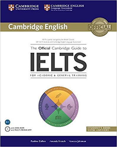 The official Cambridge Guide to IELTSکتاب