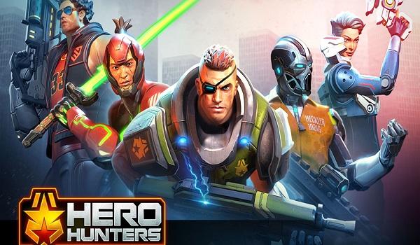 دانلود Hero Hunters 1.12  بازی اکشن پرطرفدار
