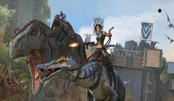 دانلود ARK: Survival Evolved 1.1.14 - بازی خارق العاده
