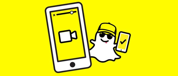 حل مشکل ثبت نام اسنپ چت (Snapchat) و نحوه نصب
