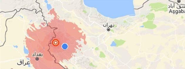 زمین لرزه تیرماه 1396 تازه آباد