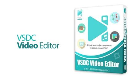 نرم افزار ساخت و ویرایش ویدئو VSDC Video Editor