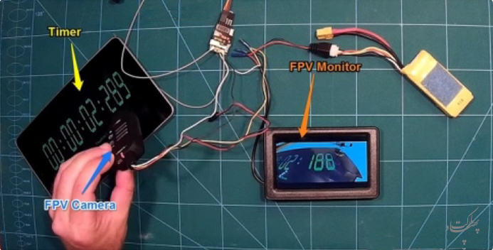 latency detection using a timer