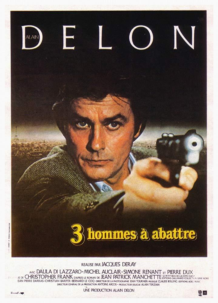 دانلود دوبله فارسی فیلم سه مرد برای کشتن ۳hommes à abattre 1980