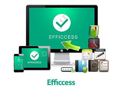 دانلود Efficcess v5.50 Build 543 - نرم افزار یادداشت برداری و سازماندهی امور شخصی در کامپیوتر و گوشی موبایل
