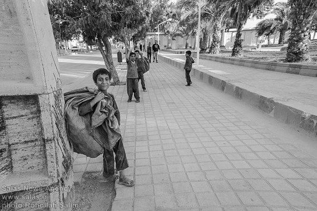 نیروی انتظامی گیلان با باندهای سوءاستفاده از کودکان برخورد میکند