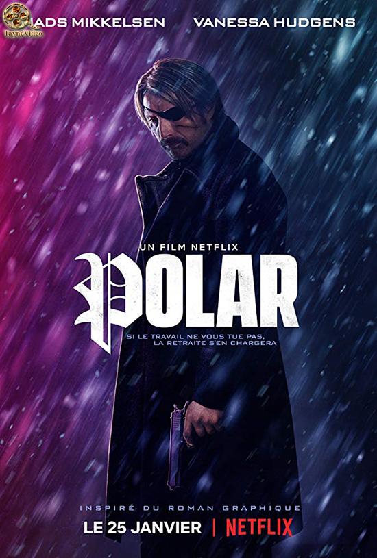 دانلود فیلم قطبی - polar 2019