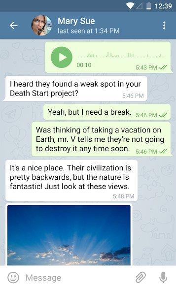 Telegram 5.1.1 – دانلود آپدیت جدید تلگرام اندروید
