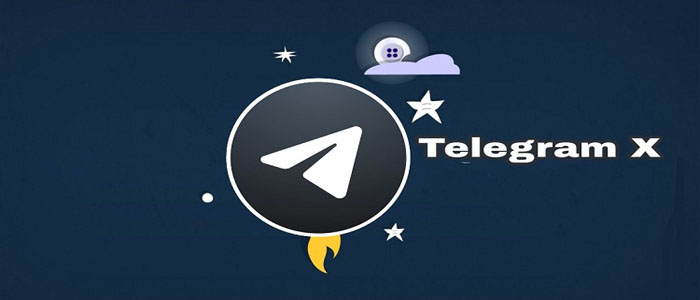 آموزش تصویری فعال کردن حالت شب در تلگرام ایکس (telegram x )