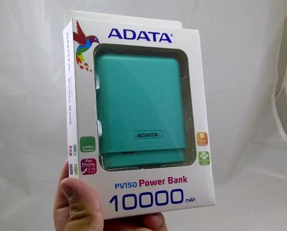 adata pv110 10400mah power bank