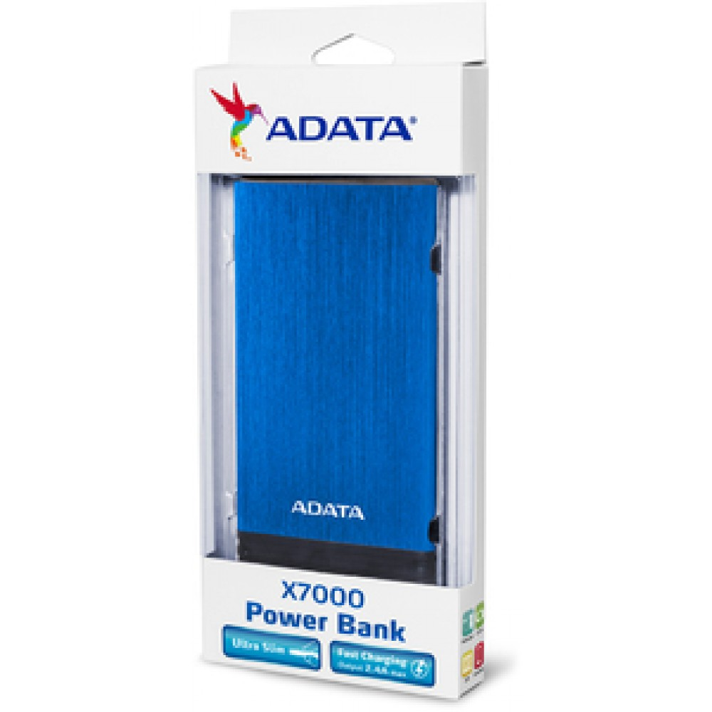 adata x7000 7000mah power bank [object object] Adata X7000 7000mAh Power Bank Adata X7000 7000mAh Power Bank