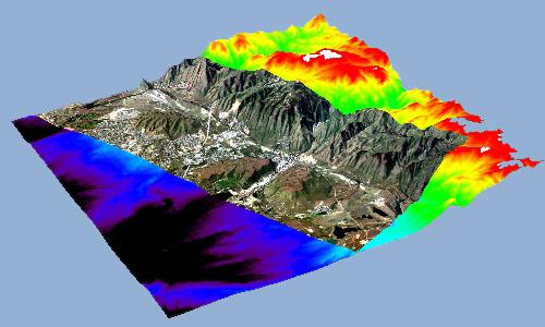 آموزش دانلود تصاویر ماهواره ای Landsatو Aster و همچنین DEM مربوطه از سایت رسمی usgs