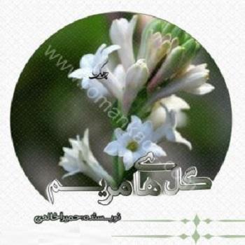 رمان گل های مریم