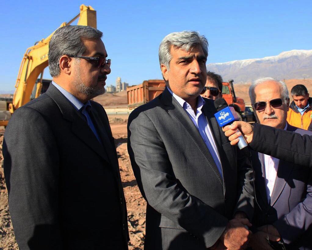 جابجایی ایستگاه عوارضی امامزاده هاشم به ورودی شهر لوشان