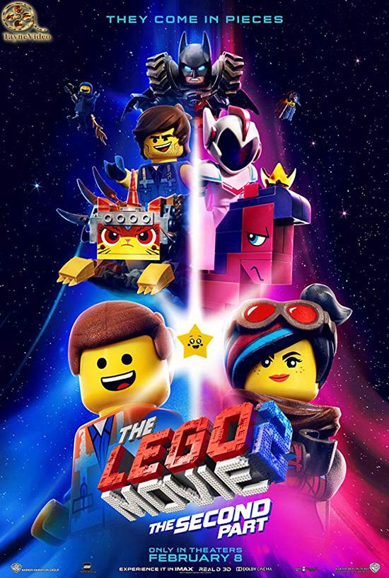 دانلود انیمیشن فیلم لگو 2 بخش دوم - The Lego Movie 2 The Second Part 2019