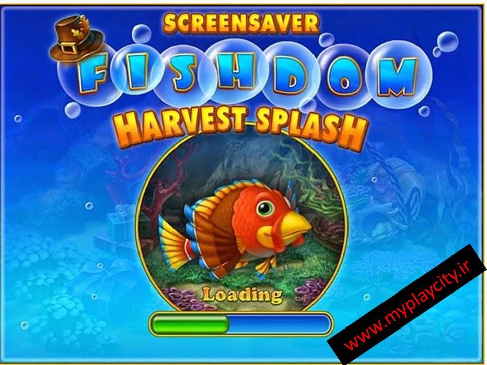 دانلود بازی Fishdom Harvest Splash برای کامپیوتر