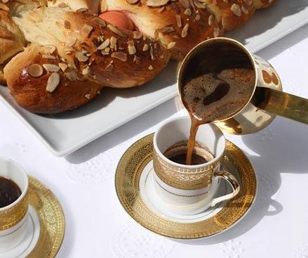 قهوه ترک ،خواص قهوه ترک