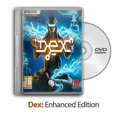 دانلود Dex: Enhanced Edition v7.0 - بازی دکس: نسخه نهایی